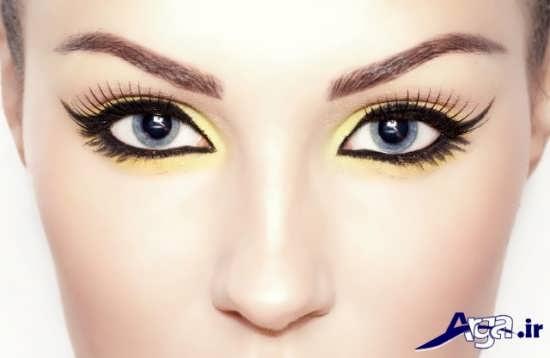 مدل های زیبا و متفاوت خط چشم