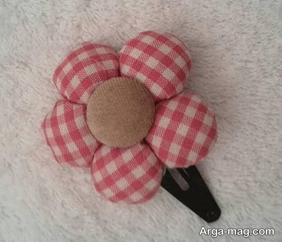 انواع گلسازی پارچه ای زیبا