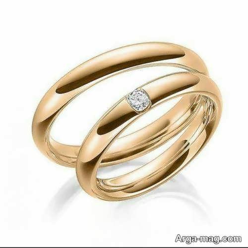 جدیدترین مدل انگشتر طلا