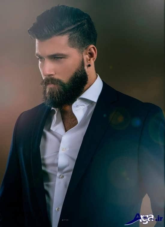 مدل موی خامه ای داماد