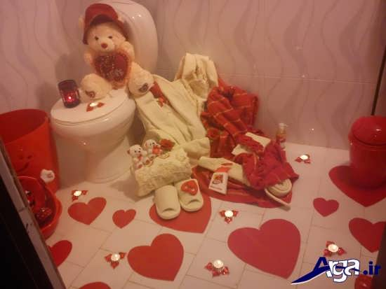 تزیین حمام عروس