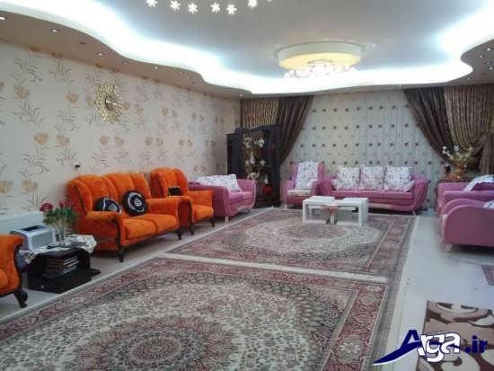 دکوراسیون داخلی منزل عروس