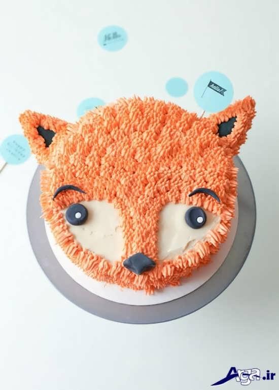 تزیین کردن کیک برای کودکان