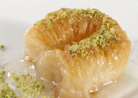 طرز تهیه باقلوا استانبولی در منزل