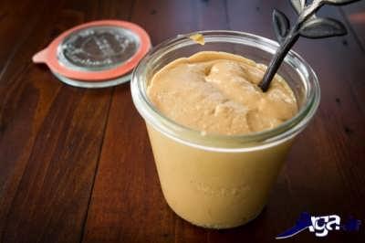 طرز تهیه کره بادام زمینی خانگی