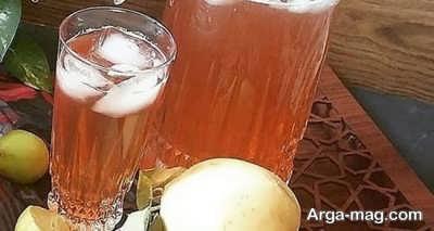 آموزش تهیه شربت به لیمو