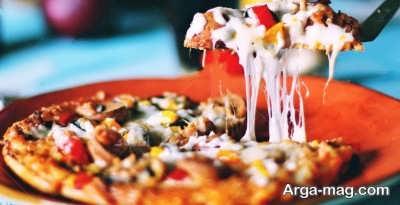 شیوه تهیه پیتزا گوشت