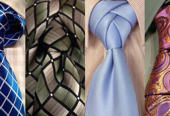 نحوه بستن کراوات + آموزش تصویری