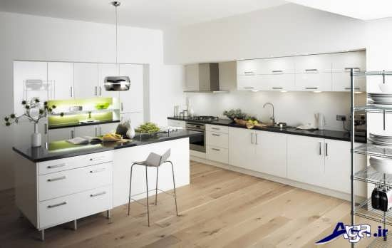 طراحی دکوراسیون داخلی آشپزخانه جدید