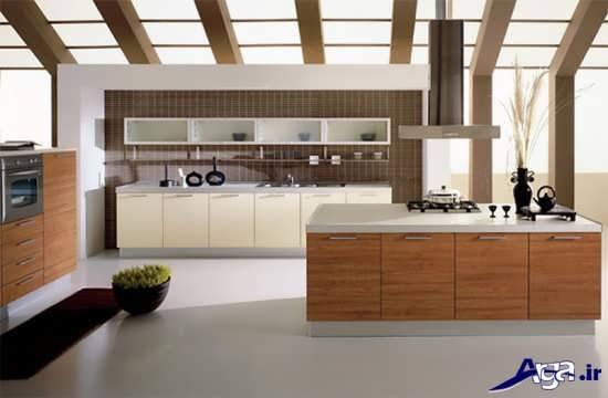 طراحی دکوراسیون منزل شیک و مدرن