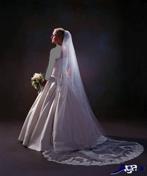 مدل لباس عروس ایرانی شیک و زیبا
