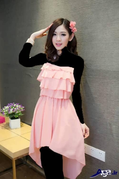 مدل پیراهن زیبا کره ای