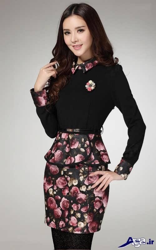مدل لباس کره ای زیبا و متفاوت