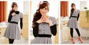 مدل لباس کره ای با طرح های زیبا