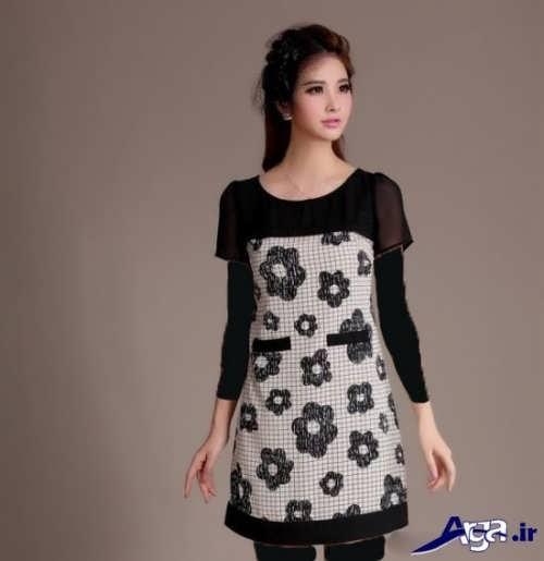 مدل لباس کره ای مجلسی