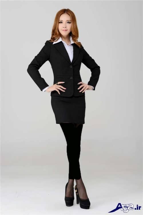 مدل کت و دامن کره ای