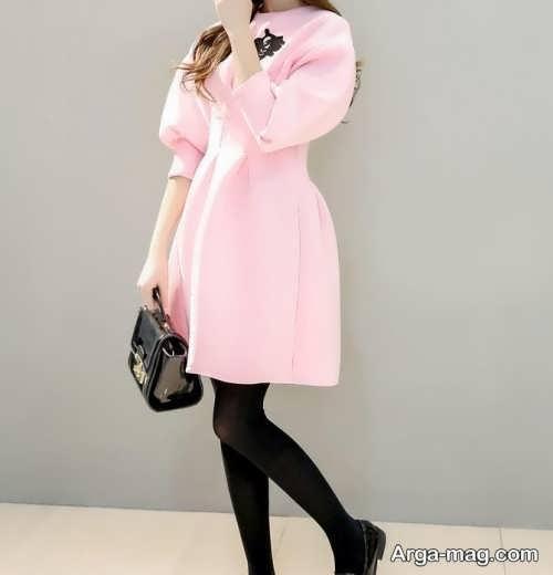 مدل لباس کره ای پوشیده