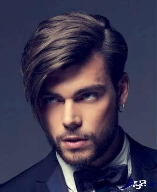 انواع متنوع مدل مو مردانه بلند