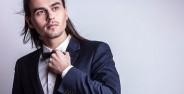 مدل مو بلند مردانه با جدیدترین طرح های مد سال