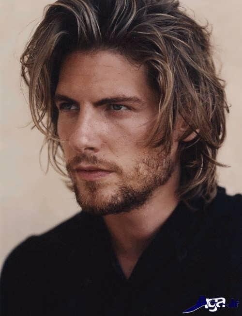انواع مدل موی بلند برای آقایان خوش تیپ