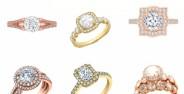 مدل انگشتر طلا مردانه و زنانه