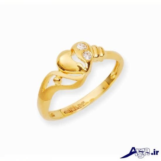 انگشتر طلا زنانه