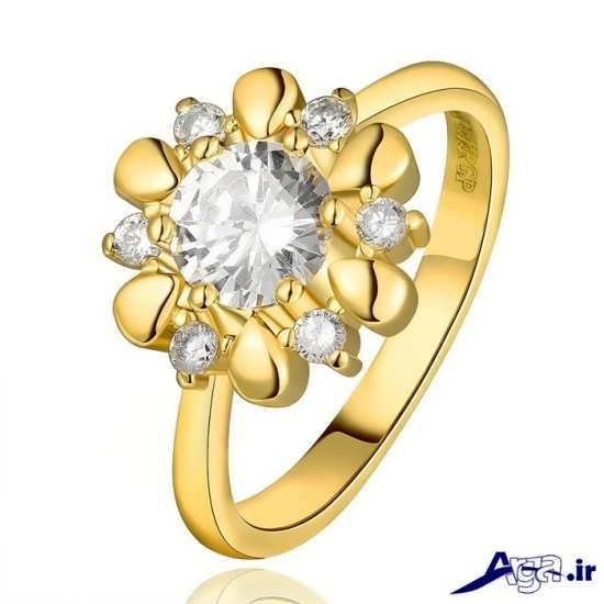 مدل های جدید انگشتر طلا