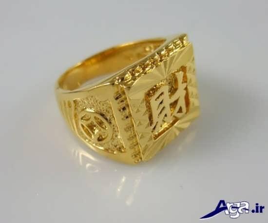 انواع مدل های جذاب انگشتر طلا