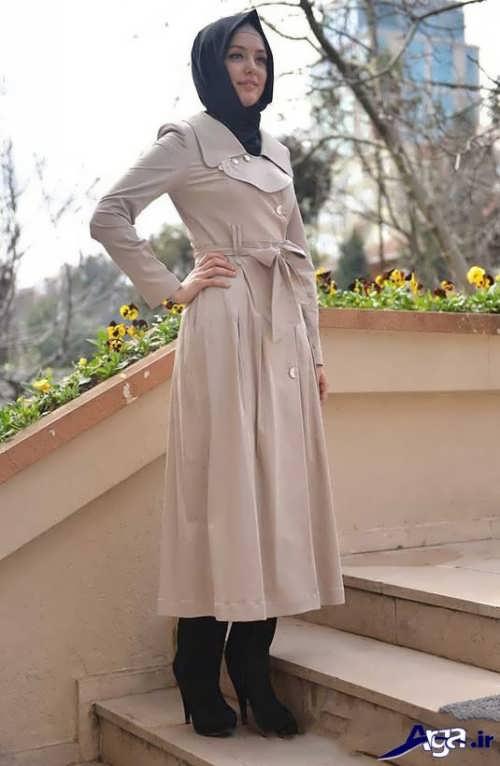 مدل مانتو بلند