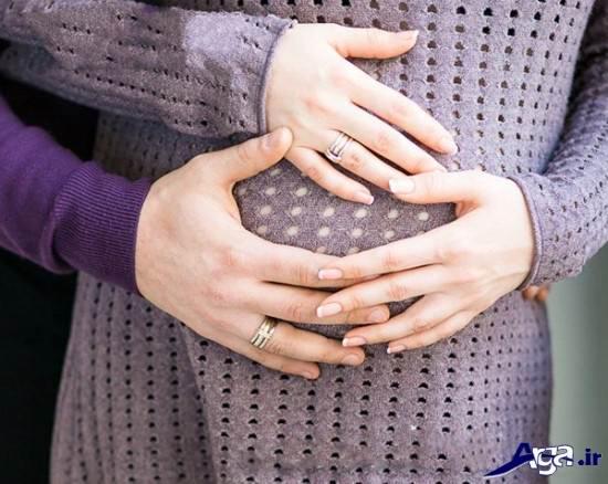 آتلیه عکس بارداری جدید