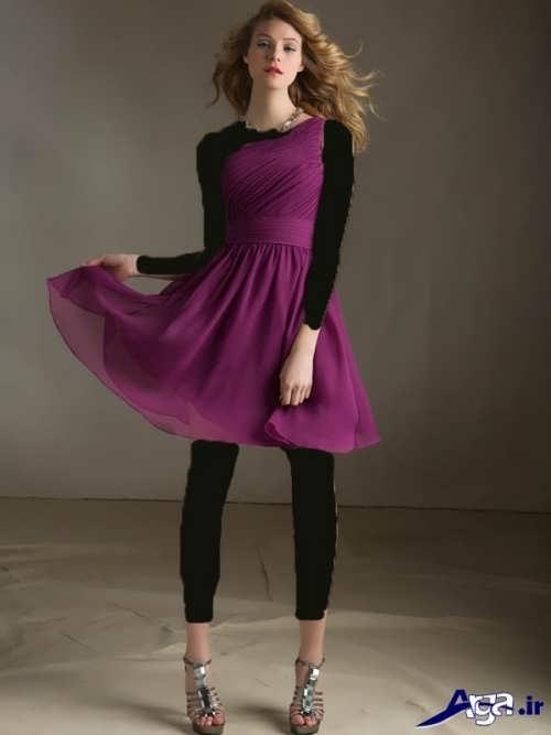 مدل های لباس شب دخترانه و زنانه