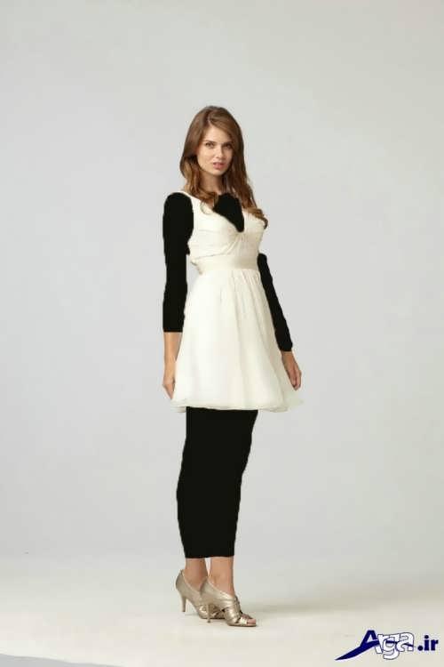 لباس شب کوتاه دخترانه و زنانه