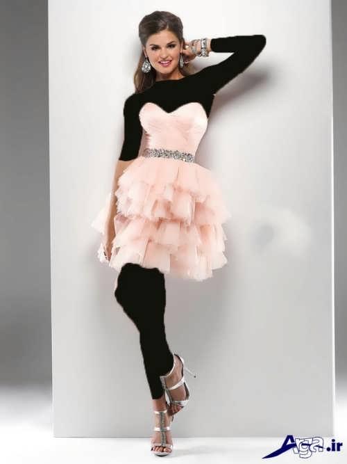 انواع مدل های لباس شب