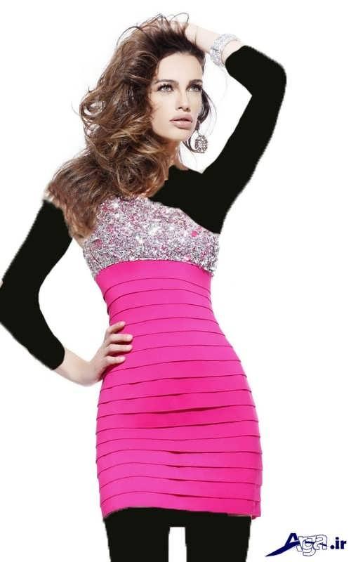 مدل لباس شب زیبا و مدرن