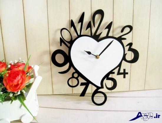 ساخت دیواری طرح قلب