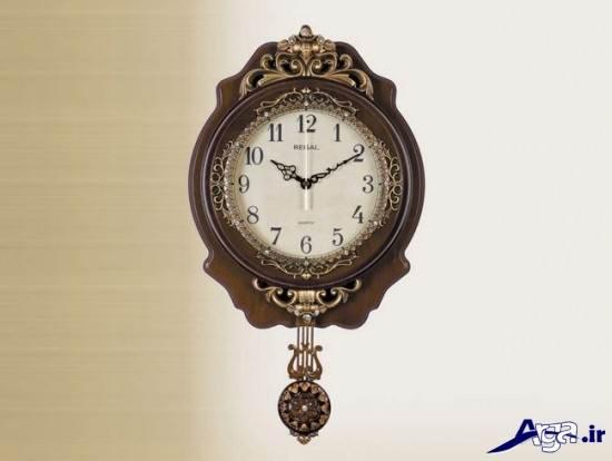 مدل ساعت دیواری سلطنتی