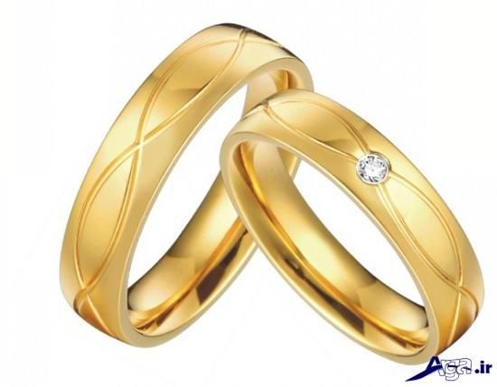 مدل های جدید حلقه ازدواج ست
