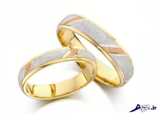 مدل حلقه ازدواج 2016