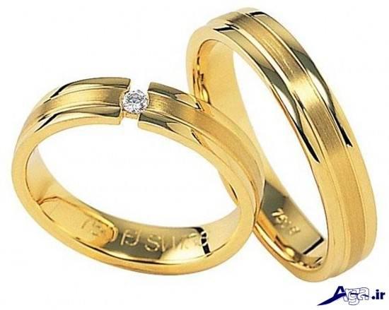 مدل های حلقه ازدواج جدید