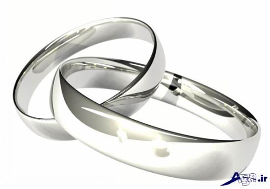 حلقه ازدواج جدید و ست