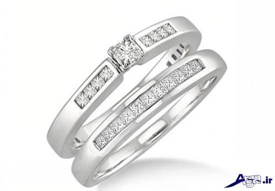 مدل حلقه عروسی ست