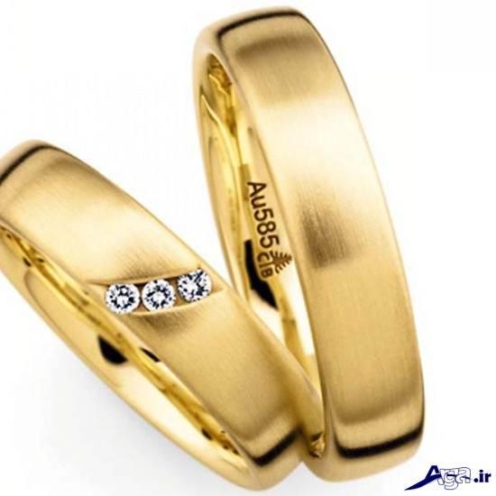 مدل حلقه ازدواج ست 2016