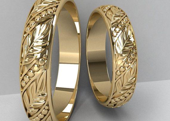 مدل حلقه ازدواج ست جدید