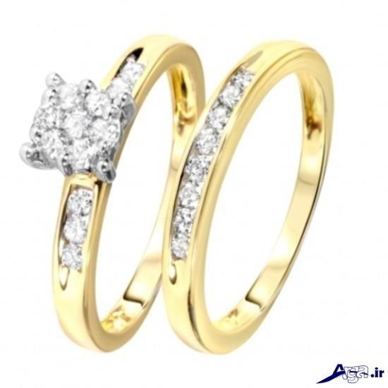 مدل حلقه عروسی جدید