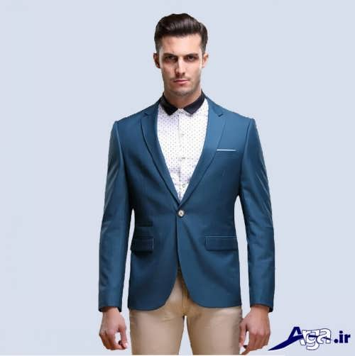 مدل کت ساده و رسمی مردانه