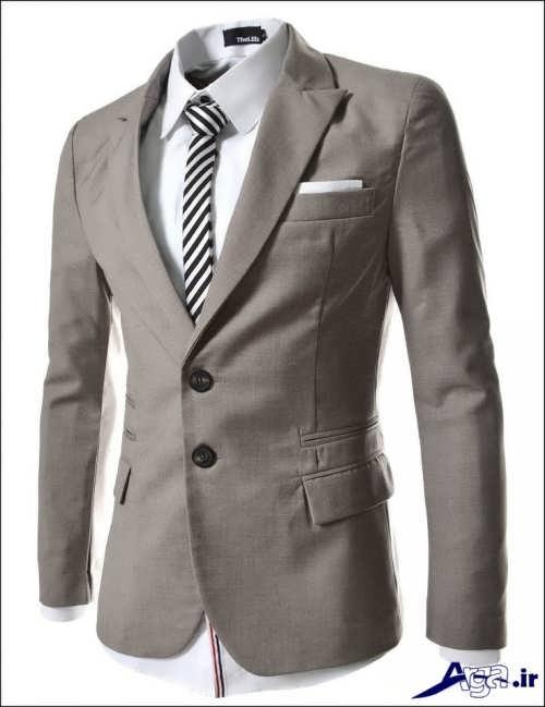 مدل کت و کراوات مردانه