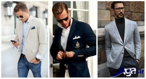مدل های زیبا و تفاوت کت مردانه