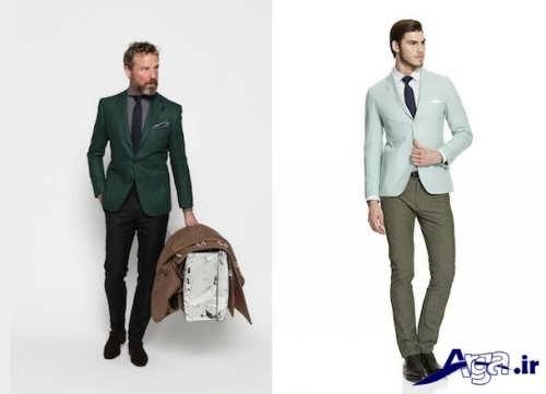 مدل های زیبا و جدید کت تک مردانه