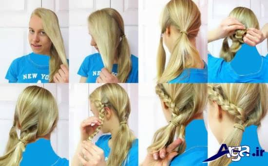 آموزش بافت مو