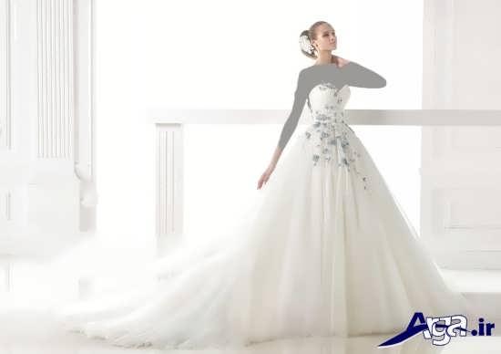 جدیدترین مدل لباس عروس ایرانی